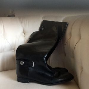 These are coach boots